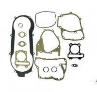 "GASKET SET GY6-150 Chinese ATVs, GoKarts, Scooters 57mm Holes in line (type 1) 16"" Short Case"