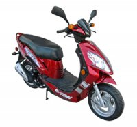 Eton America Matrix 50cc (PN2H) (Vin: 5VA) Scooter - Moped Parts