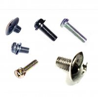 Pan Head & Button Head Bolts