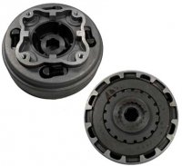 CLUTCH (Semi Auto) Clutch OD=116 Shaft=17mm 17th Gear Fits Most Kids ATVs-Dirtbikes