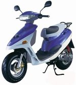 Adly JET 50cc Scooter - Moped Parts