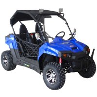 Challenger 150X Deluxe GY6-150 w/reverse UTV Parts
