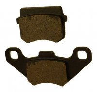 Disc Brake Pads ATVs, Dirtbikes, GoKarts 85x31x8 & 42x31x10 Holes c/c 68mm