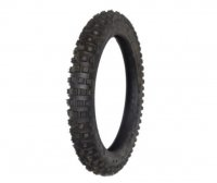 "TIRE (14"") 2.50x14 Knobby Metric Size 60/100-14 Dirtbike Tire"