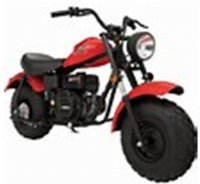 Baja WARRIOR MB165 - MB200 - 196cc Mini Bike Parts