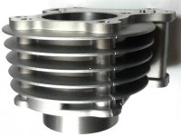 100cc Cylinder Piston Top End Kit With Non-EGR Head For GY6-50 QMB139 Chinese Scooter Motors. Bore=50mm