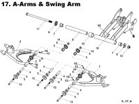 A Arms and Swing Arm