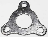 EXHAUST GASKET ID=20 Bolts Ctr to Ctr=40 Fits Some Vento Keeway Hurricane CPI + more