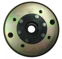 Flywheel GY6-50 QMB139 49cc, GY6-125, GY6-150 ATVs, GoKarts, Scooters ID=90mm H=40mm