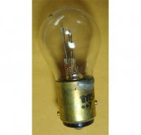 BULB 6V 21/5W #1154 Tail Light Bulb 2 Terminal 15mm Base