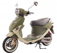 Genuine Scooters 150CC BUDDY INTERNATIONAL Scooter - Moped Parts