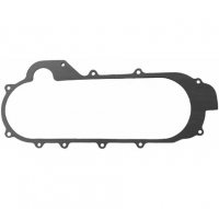 "CRANK CASE GASKET GY6-50 49cc Motors Length = 17.50"" 10 Holes"