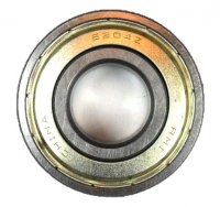 Ball Bearing 6204ZZ ID=20 OD=47 W=14 Sold Per Pc