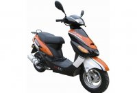 "TaoTao Speed M50-1A 50cc (10"" Wheels) Scooter - Moped Parts"