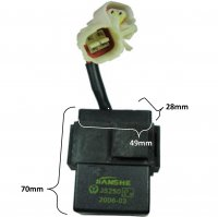 AC,DC,CDI,Light Control Box Parts ATV,Scooter,GoKart,Dirt Bikes,Mini on zongshen 150cc electric diagram, 4 pin connector diagram, 4 pin fan wiring, 4 pin dc-cdi pinout, 4 pin flat trailer wiring, 4 pin trailer connector, moped cdi diagram,
