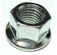 Flange Nut (M10x14) Used for clutch nuts on GY6-50 plus many other uses