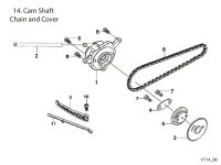 Cam Shaft Chain & Cover