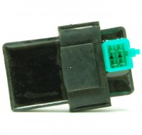 CDI BOX 4 Stroke 50-150cc ATVs 4 pin in a 6 pin jack (center 2 open) 60mm x 34mm x 23mm