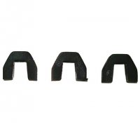 VARIATOR SLIDING CLIPS (SET) Fits GY6-125, GY6-150, Front Clutch Variators.
