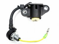 OIL LEVEL SWITCH Fits Honda Type GX110-200+ Other 163-212cc Engines Used on Power Equipment-GoKarts-Minibikes Bolts c/c=51mm, 1 Bullet Wire