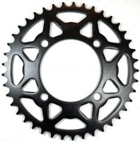 Rear Sprocket #428 41th Fits Tao Tao DB-125, Coleman 125, Apollo 125. Ajacent Bolts c/c=66mm