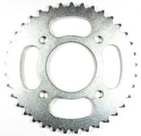 Rear Sprocket #420 37th Bolt Pattern=4x90mm (64mm to adjacent hole), Shaft=58mm Most Chinese Dirt Bikes