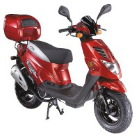 Eton America Beamer Matrix 50cc (PN2C) (Vin: 5BC) Scooter - Moped Parts