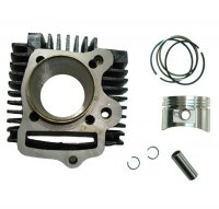 Cylinder Piston Top End Kit 110cc 4 Stroke Chinese 110cc ATVs, Dirtbikes B=52mm, H=69mm