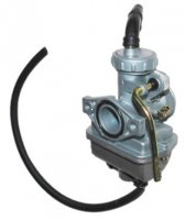 PZ20 Carburetor 110-125cc ATV, Dirtbike Intake ID=20mm Air Box OD=34mm Bolts c/c=48mm