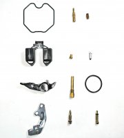 250cc PZ27 Carburetor Kit with a #110 Main Jet. For 250cc E-Ton Vector ATV and others