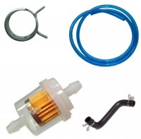 Fuel Lines, Filters, Clamps