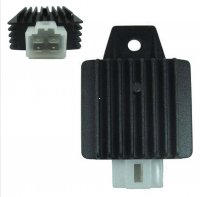 Voltage Regulator Rectifier 49-150cc Chinese ATV, Scooters 4 Pins in 4 Pin Jack 49x43
