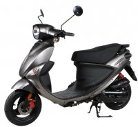 Genuine Scooters 50CC BUDDY Scooter - Moped Parts
