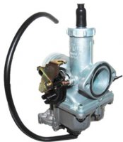 PZ30 Carburetor Manual Choke Fits Many CG250-300cc ATVs-DirtBikes Intake ID=30 Air OD=44 Bolts c/c=48mm