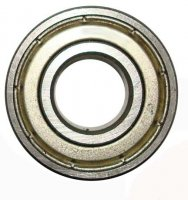 Ball Bearing 6201ZZ ID=12 OD=32 W=10 Sold Per Pc