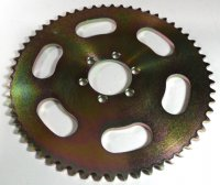 Rear Sprocket #35 59TH Fits Coleman CK100, GK80, Motovox, + other small GoKarts