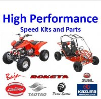High Performance-ATV-GoKart Parts 4 Stroke 49cc-250cc