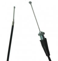 "Throttle Cable Out=43.5""/Inner Wire=49.5"" Fits Many ATVs, Dirtbikes"