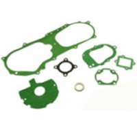GASKET SET 50cc 2 Stroke Fits Most 49cc 2 Stroke ATVs-Scooters Many Eton-Jog-QJ-Vento-Zip-Keeway-Hurricane CPI + more
