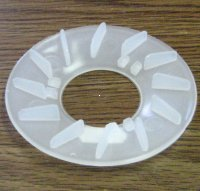 PLASTIC FAN Fits Variator on 4 Stroke OD=90 ID=40