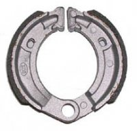 Brake Shoes OD= 86x20mm Fits Many Tomos Mopeds - ATVs, Scooters
