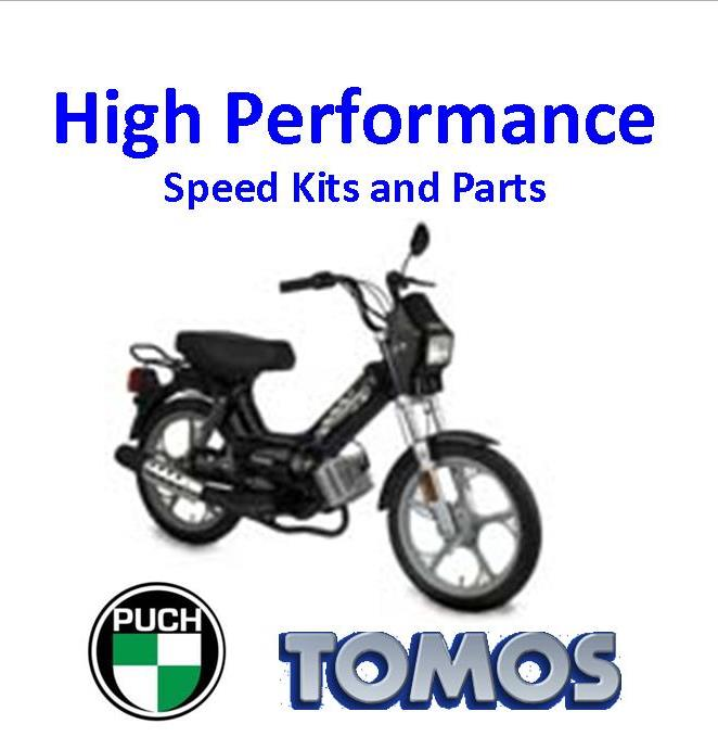 High Performance-Moped Parts Tomos - Puch