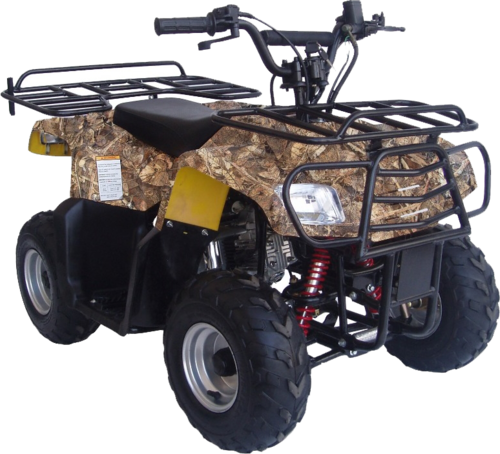 Baja WD50 ATV Parts