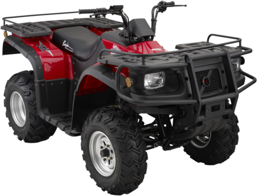 Baja WILDERNESS 250 WD250U-R ATV Parts