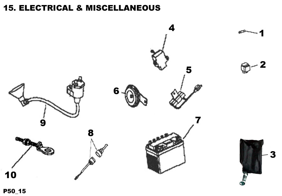 Electrical and Miscellaneous