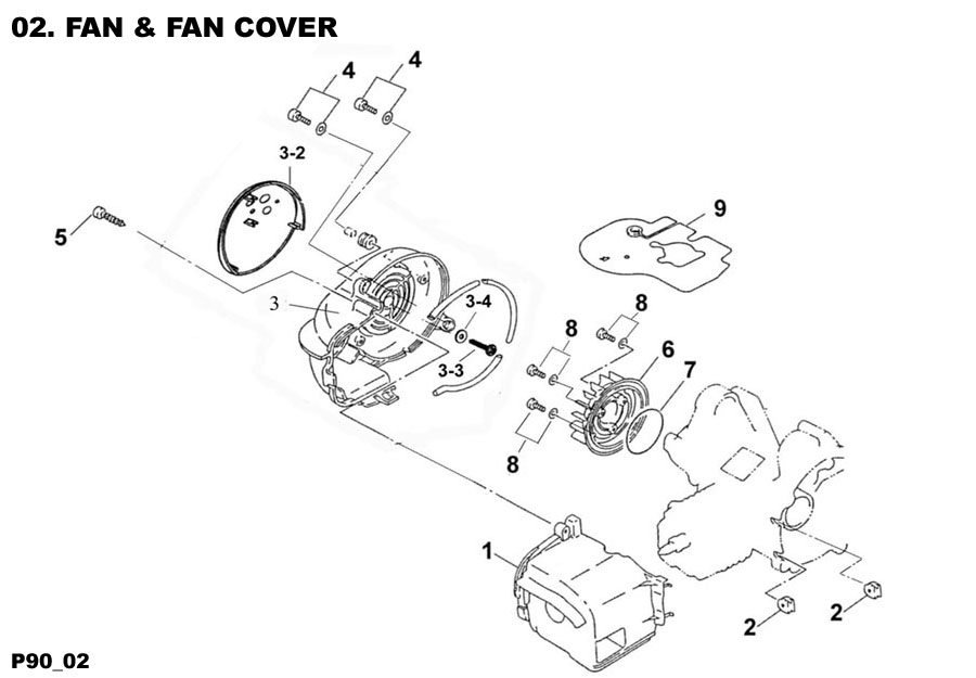 Fan and Fan Cover